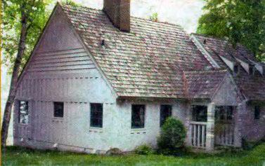 Дом норвежском стиле