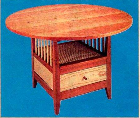 Мебель в традиционном шекеровском стиле