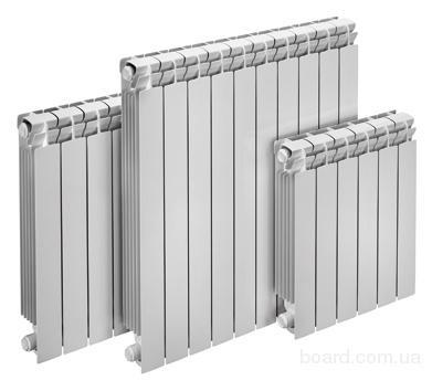 Секционный алюминиевый радиатор Calidor Super