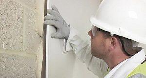 Ремонт квартиры - бескаркасная отделка стен гипсокартоном