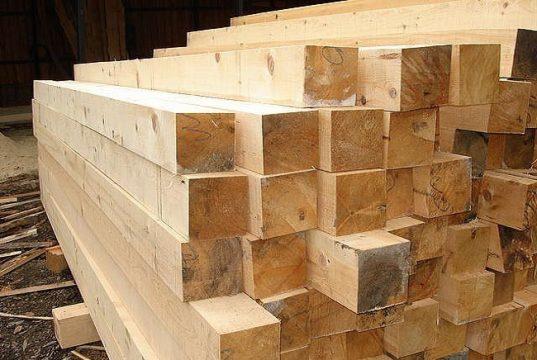 Свойства деревянного бруса