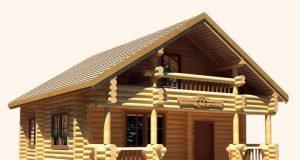 Сруб для деревянного дома. Виды и особенности бревен