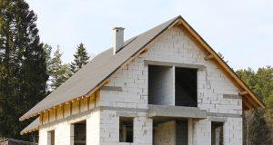 Строительство домов с использованием пеноблоков