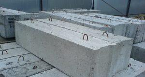 Характеристика фундаментных блоков