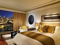 Интерьер отеля и гостиницы: мебельная обстановка