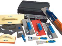 Инструменты для оштукатуривания стен