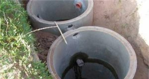 Дачная канализация, септик