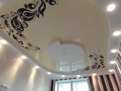 Чем натяжные потолки лучше других потолочных покрытий