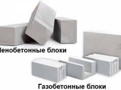 Пенобетон или газобетон? Выбираем материал для строительства.