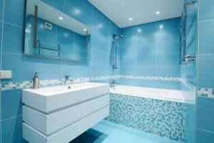 Выбираем плитку для ванной комнаты
