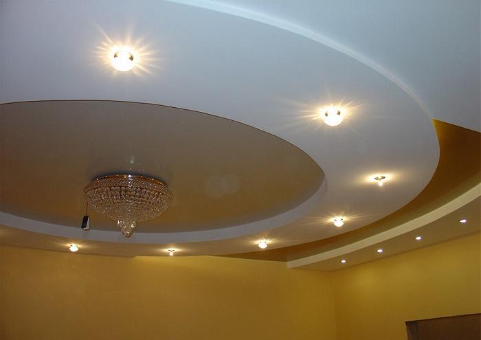 Выбираем подвесной потолок