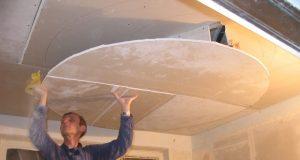 Характеристики потолков подвесного типа