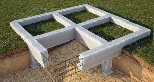 Лучший фундамент для загородного дома