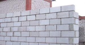 Правила строительства из пенобетона