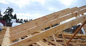 Строительство крыши. Основные этапы