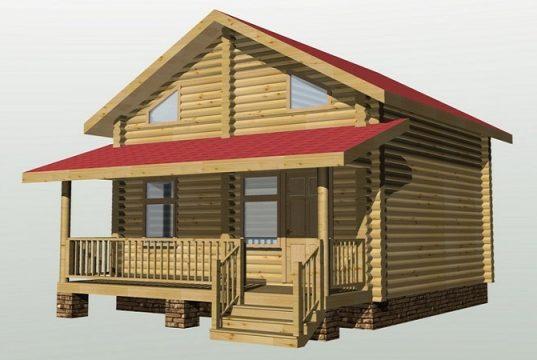Материалы для отделки и покраски деревянного дома