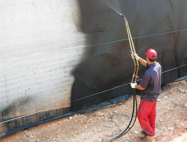 Толщина цементного раствора при гидроизоляции чем отличается раствор от бетона цементный