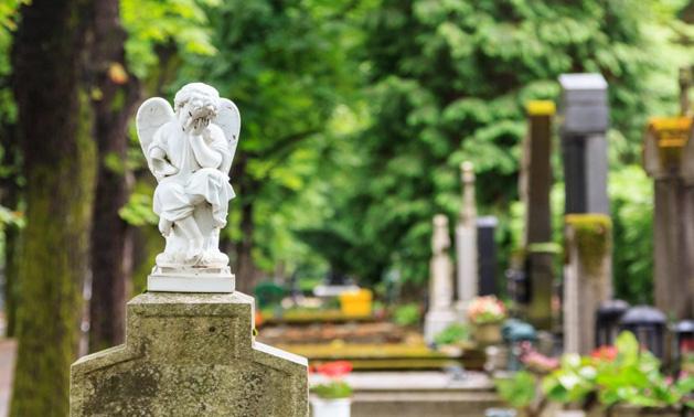Похороны в Белой Церкви