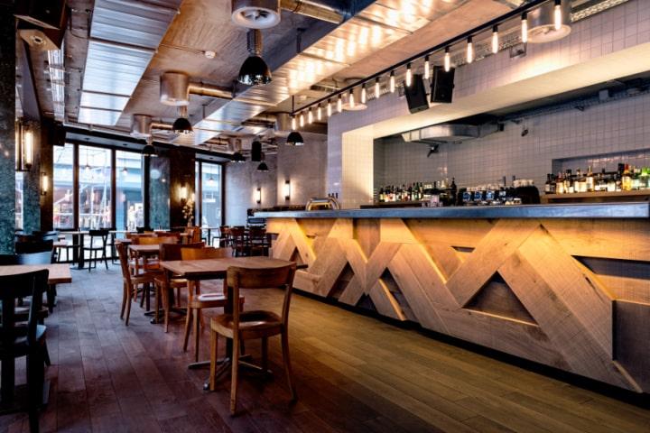 Мебель для ресторанов из дерева