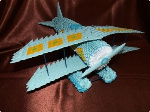 Оригами - самолёт