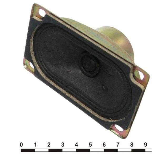 Акустический динамик RUICHI DXYD5090N-A, 5 Вт, 8 Ом